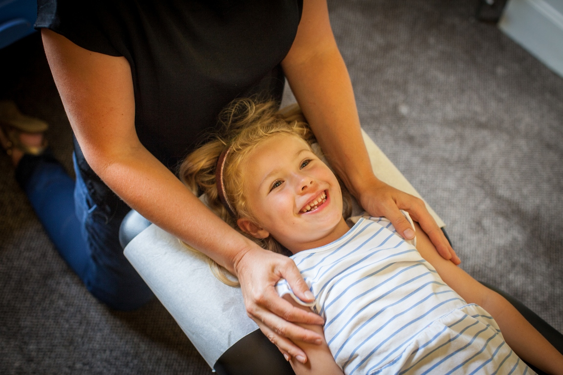 Chiropractic for kids!